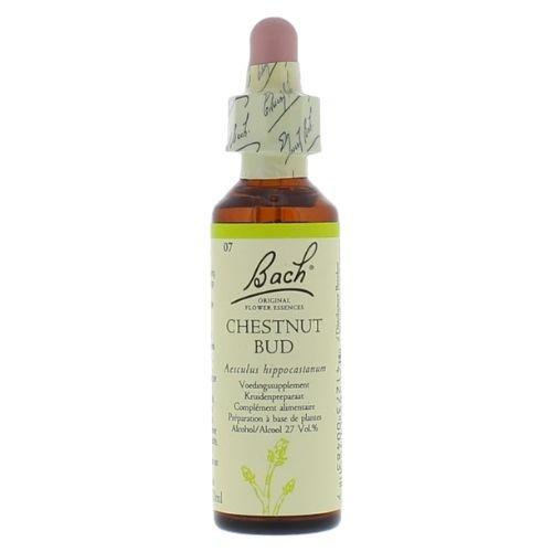 Bach bloesem No 7 Chestnut Bud