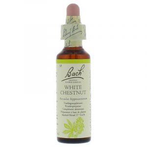 Bach bloesem No 35 White Chestnut